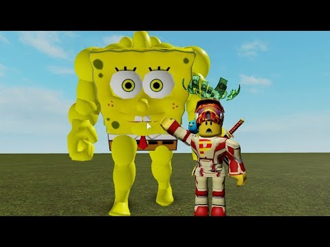 Returning To The Weird Side Of Roblox Will I Survive Muscular Spongebob The Killer The Weird Side Of The Roblox Justsurvivalexpert